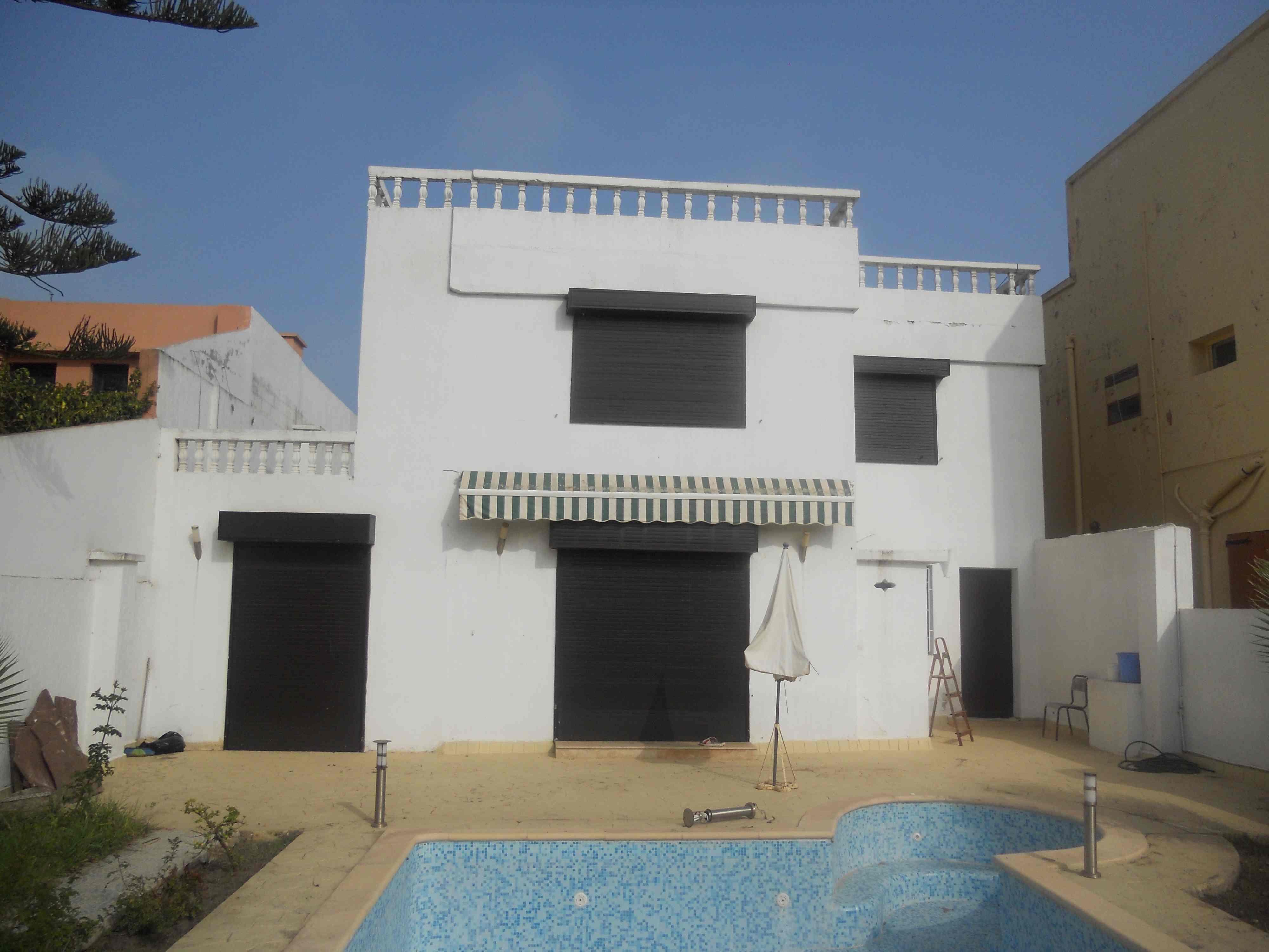 Villa Maroc Moulay Pas Cher