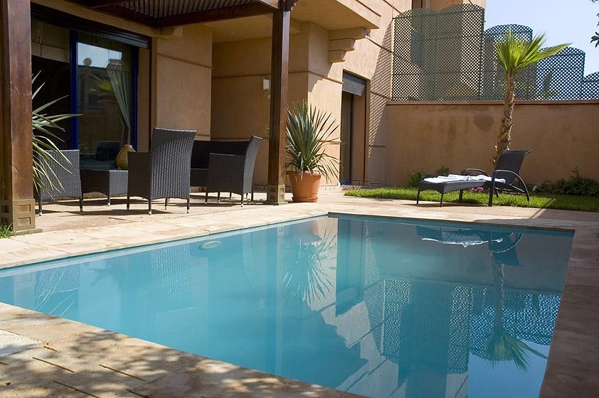 vente villa marrakech maroc avec piscine villa vendre marrakech pas cher. Black Bedroom Furniture Sets. Home Design Ideas