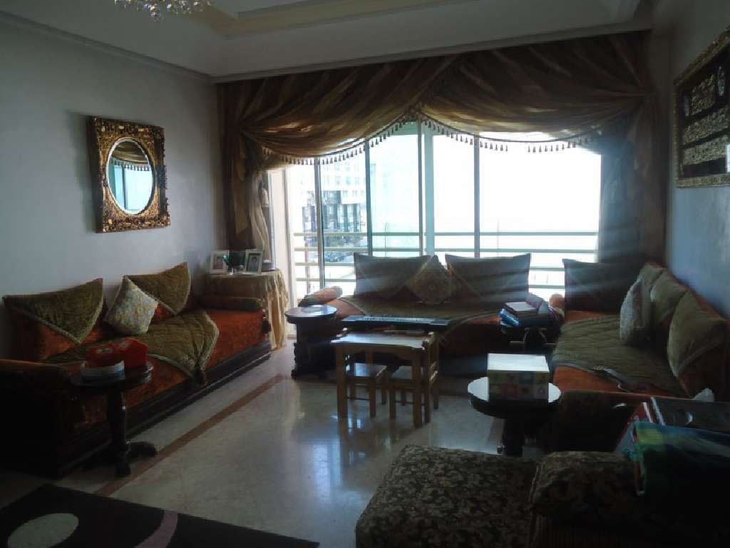 Vente Appartement à Casablanca - RACINE - 2 400 000 Dh - 208669