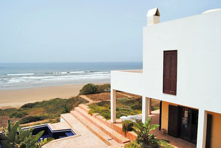 villa vendre essaouira maroc bord de mer vente villa essaouira pas cher. Black Bedroom Furniture Sets. Home Design Ideas
