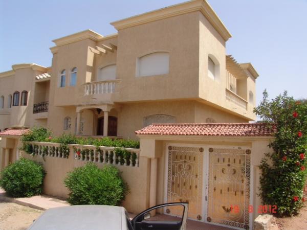Facade Villa Au Maroc : Villa à vendre mohammedia maroc luxe vente