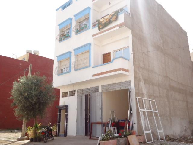 Vente maison agadir maroc vendre maison vendre for Achat maison france pas cher