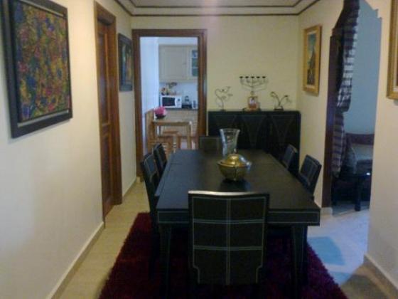 Appartement louer casablanca maroc meuble courte duree for Appartement meuble a casablanca courte duree