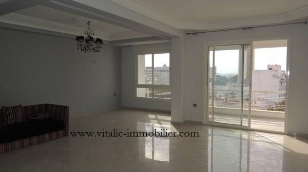 Appartement louer tanger maroc iberia location appartement tanger pas cher - Appartement meuble a louer a tanger ...