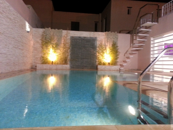 villa vendre fes maroc avec piscine vente villa fes. Black Bedroom Furniture Sets. Home Design Ideas