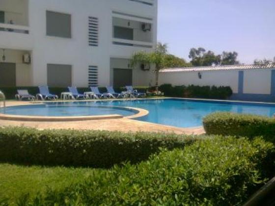 Appartement louer skhirat maroc location appartement for Piscine amphitrite