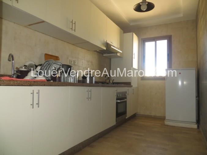 Vente appartement à Agadir