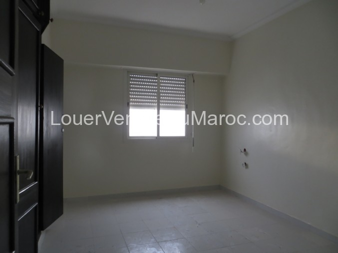 Location appartement à Agadir