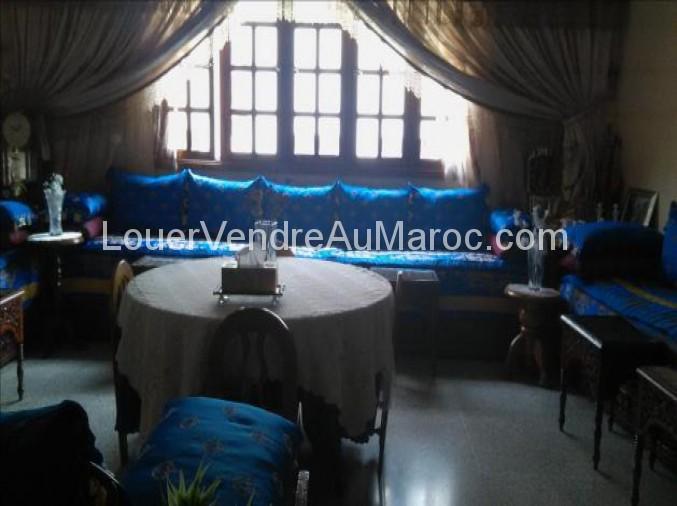 Appartement vendre casablanca maroc vente appartement for Salon zineb hay mohammadi