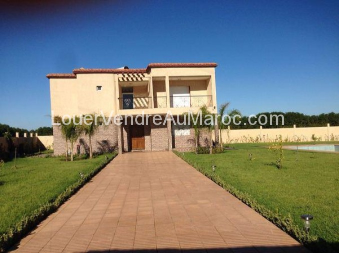 Immobilier berrechid maroc immobilier berrechid pas cher for Chambre agricole