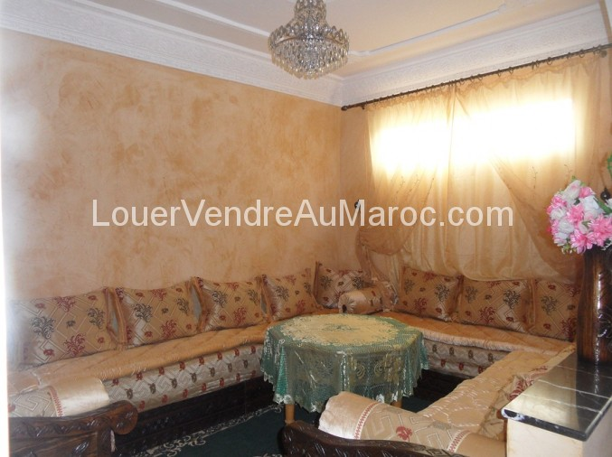 location maison agadir maroc longue duree maison louer agadir pas cher. Black Bedroom Furniture Sets. Home Design Ideas