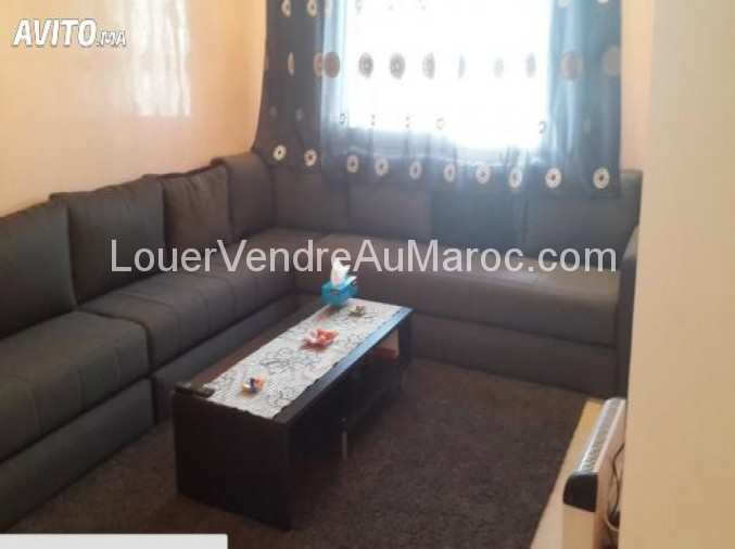 Location appartement à rabat sale maroc hassan meuble appartement