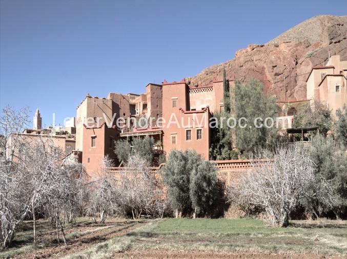 Maison vendre ouarzazate maroc vente maison ouarzazate pas cher - Maison ouarzazate ...