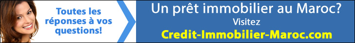 credit immobilier maroc