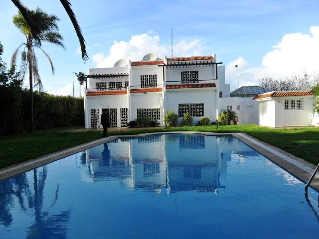 Location villa rabat sale maroc usage commercial villa for Chambre de bonne a louer paris pas cher