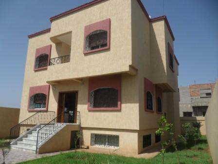 Stunning Facade Villa Moderne Marocaine Pictures - Design Trends