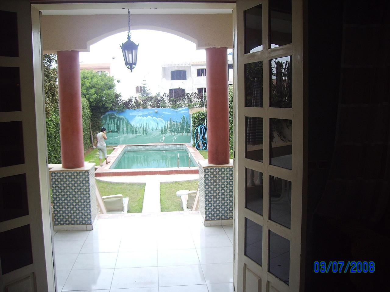 Villa à Louer à Casablanca