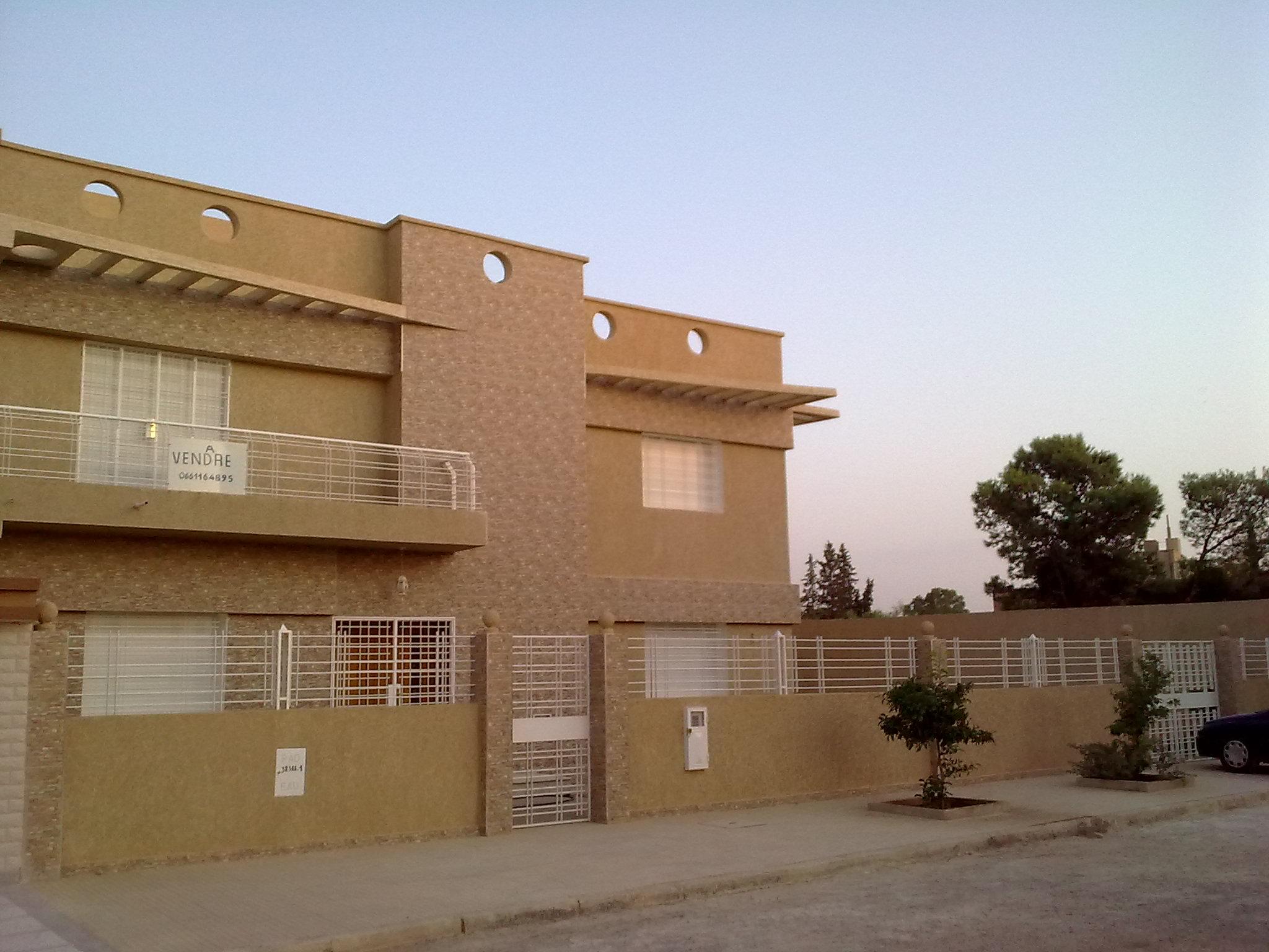 villa vendre oujda maroc vente villa oujda pas cher p2. Black Bedroom Furniture Sets. Home Design Ideas