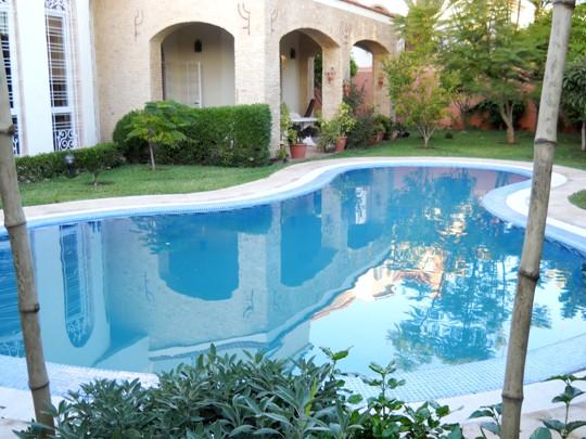 Villa louer agadir maroc avec piscine particulier for Villa a louer agadir avec piscine