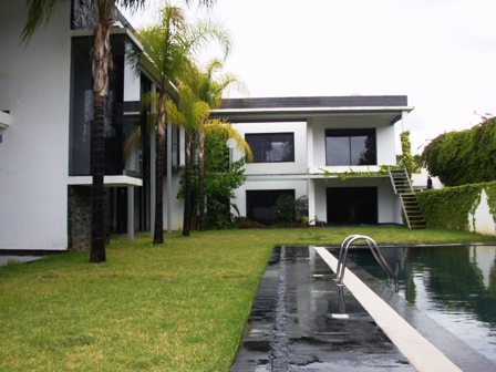 Villa vendre rabat sale maroc moderne vente villa for Mobilia hay riad rabat