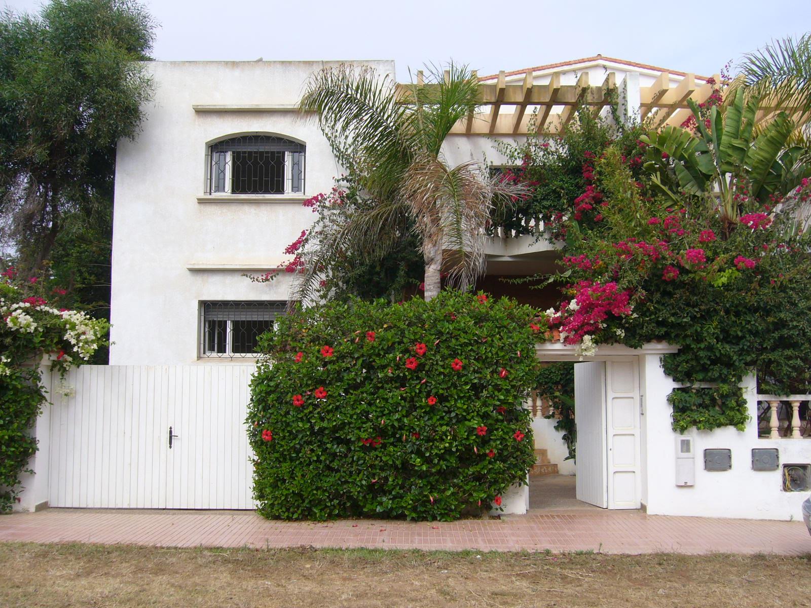 Location villa à casablanca maroc sidi rahal villa à louer à ...