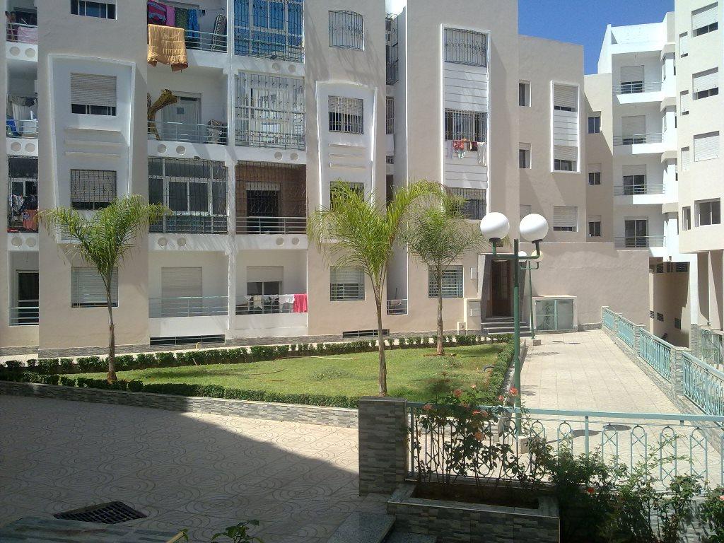 Appartement à vendre à casablanca maroc quartier roche noire vente ...
