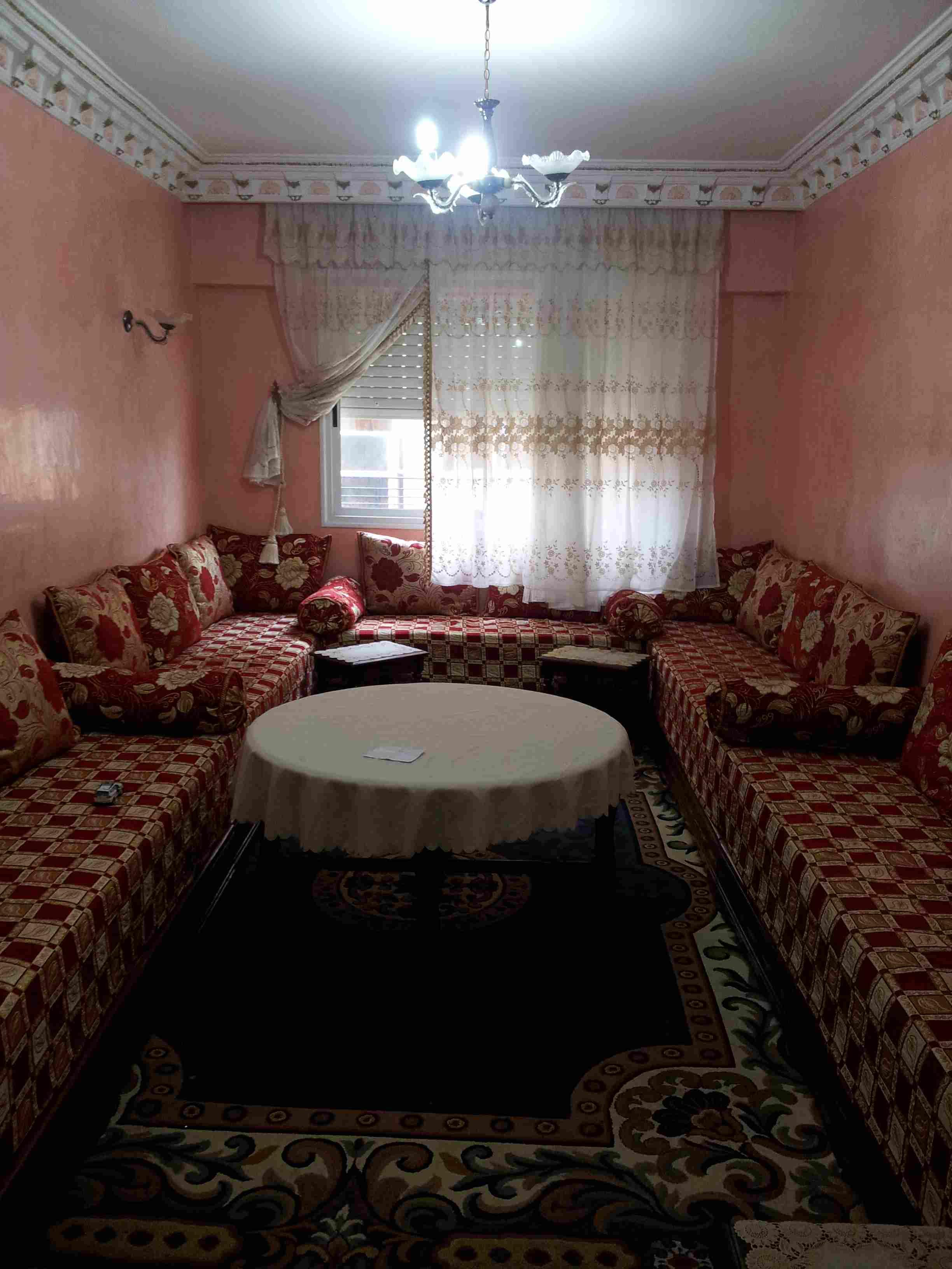 Appartement louer mohammedia maroc par nuit location for Location appartement par