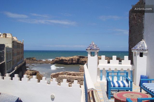 Célèbre Riad à vendre à Essaouira Maroc Vente Riad à Essaouira pas cher CG62