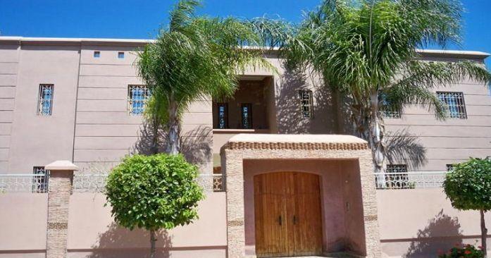 Location Villa  Marrakech Maroc AvecPiscinePasCher Villa  Louer