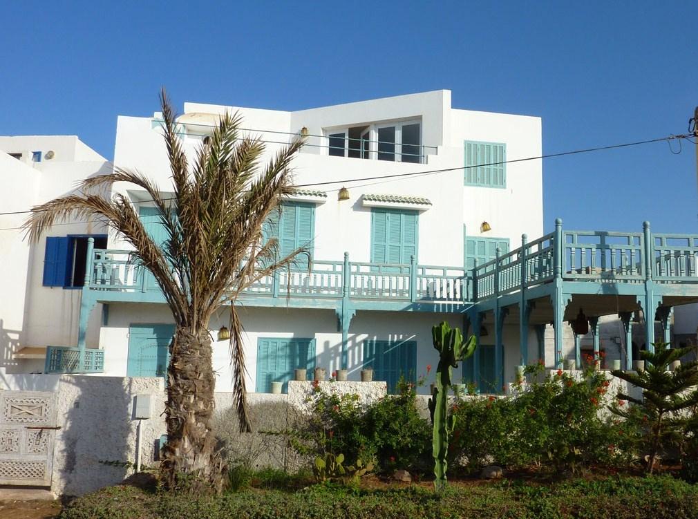 Villa mirleft maroc villa mirleft pas cher for Villa pas cher