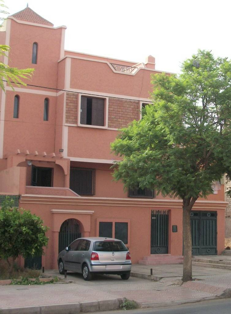 villa vendre marrakech maroc particulier vente villa marrakech pas cher. Black Bedroom Furniture Sets. Home Design Ideas
