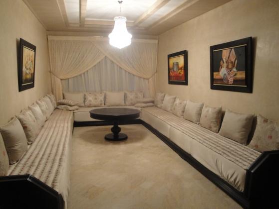 Appartement louer casablanca maroc nouaceur location - Location appartement meuble a casablanca ...