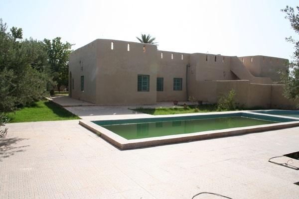 Location Maison  Marrakech Maroc AvecPiscinePasCher Maison