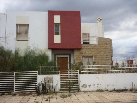 Stunning Facade Villa Moderne Marocaine Pictures Design