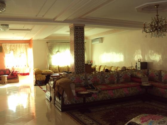 Vente appartement fes maroc hadika appartement vendre for Decoration maison au maroc