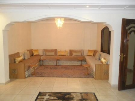Location appartement casablanca maroc quartier for Appartement a louer a bruxelles 1 chambre pas cher