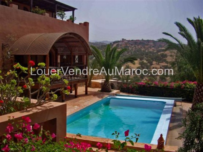 Villa  Louer  Agadir Maroc Location Villa  Agadir Pas Cher