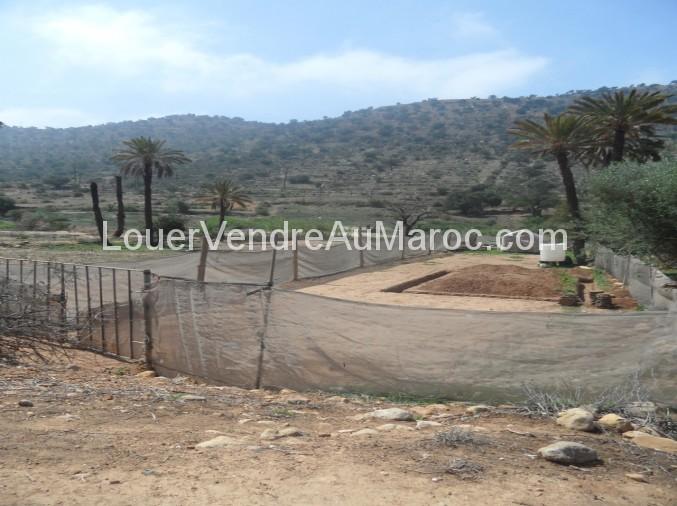 Terrain agadir maroc terrain agadir pas cher for Construction piscine sur terrain non constructible