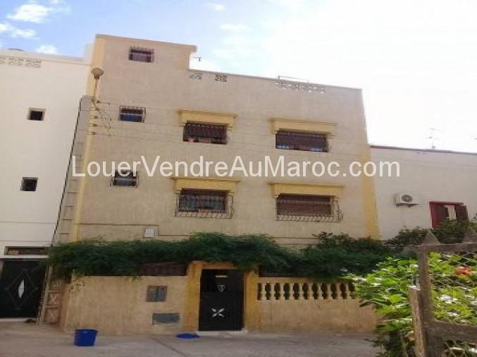 maison vendre au maroc vente maison au maroc pas cher. Black Bedroom Furniture Sets. Home Design Ideas