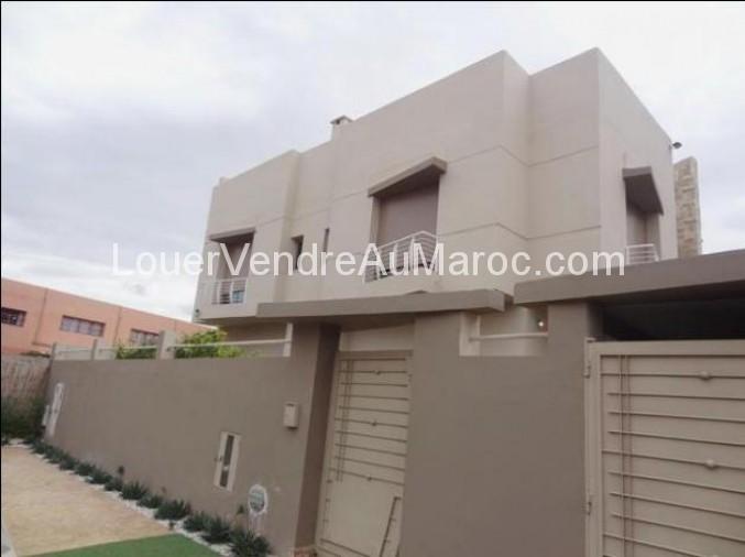 location maison marrakech maroc longue duree pas cher maison louer marrakech pas cher. Black Bedroom Furniture Sets. Home Design Ideas